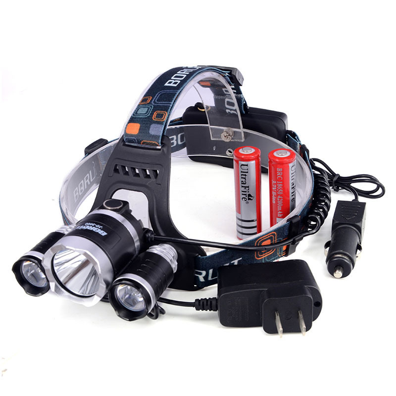 Best Selling 3xCREE XM L T6 Headlamp Head Lantern Head ...