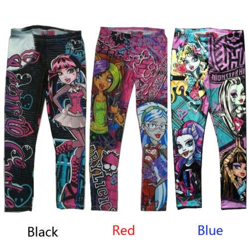 2015 новых детей детские девушки одежды брюки леггинсы брюки