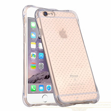 Hot! Security airbag design Anti-knock phone cover cases For iphone 5 5s/6 6s/6Plus Mobile Phone Cases Soft TPU phone Bags cases