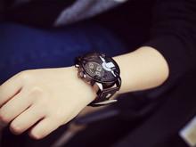 Hot Sale Sport Army D Brand Style Big Dial Quartz Wristwatch Watch Clock for Men Male