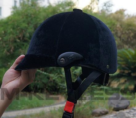 FREE SHIPPING !! Adjustable Equestrian Riding Horse Helmet / Equestrian Helmets Black boxing helmet(China (Mainland))