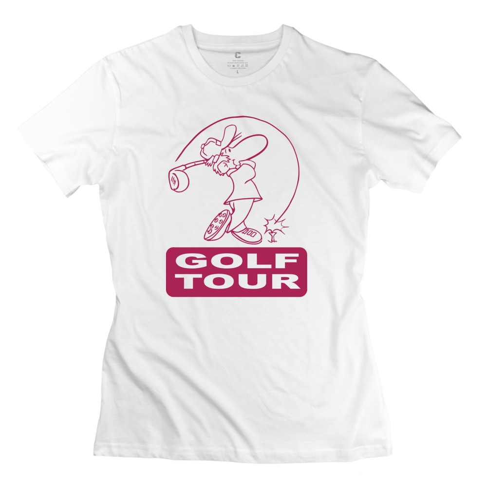High Quality Women New Arrival T Shirt Golf Tour T Shirt