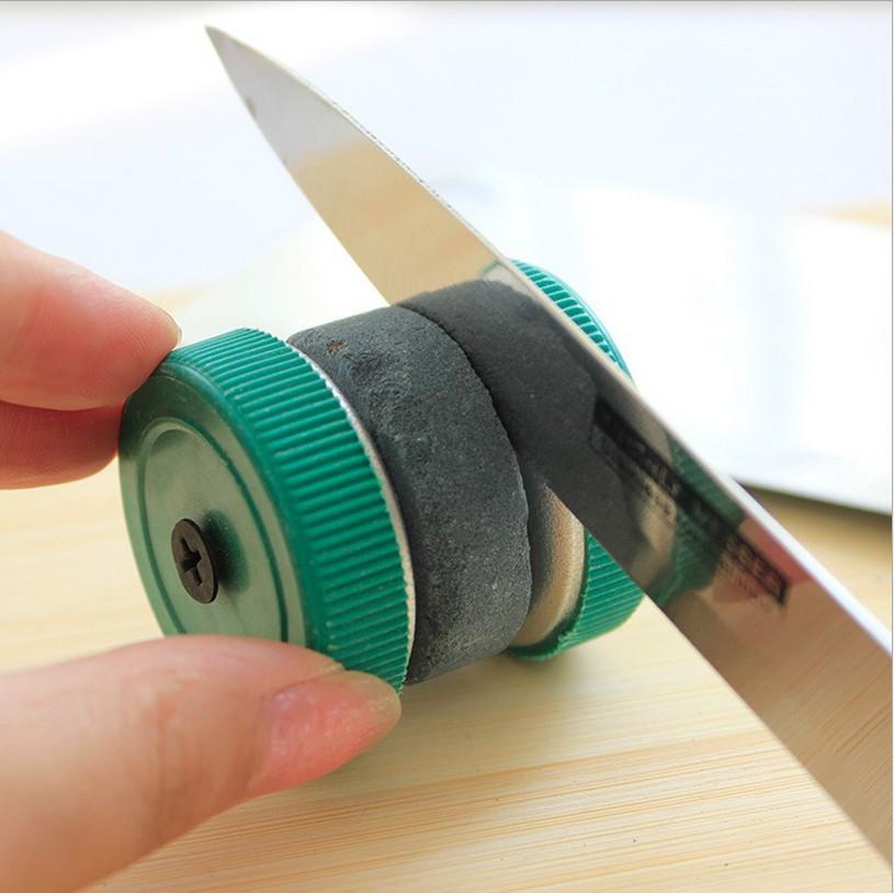 New 2014 Knife Sharpener Sharpening Stone Professional Kitchen Knife Sharpener Whetstone