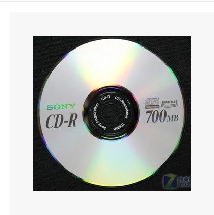 blank CD - R cd-r 5PCS/LOT blank burn CDS on sale 700MB 12CM 48X(China (Mainland))