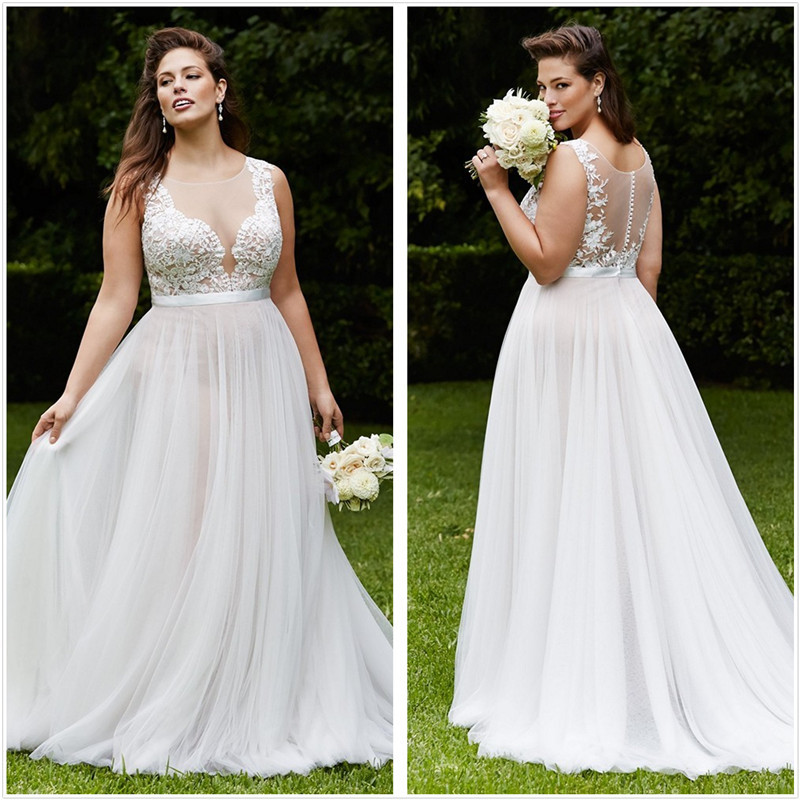 Plus Size Bridal Gowns In New Orleans - Holiday Dresses
