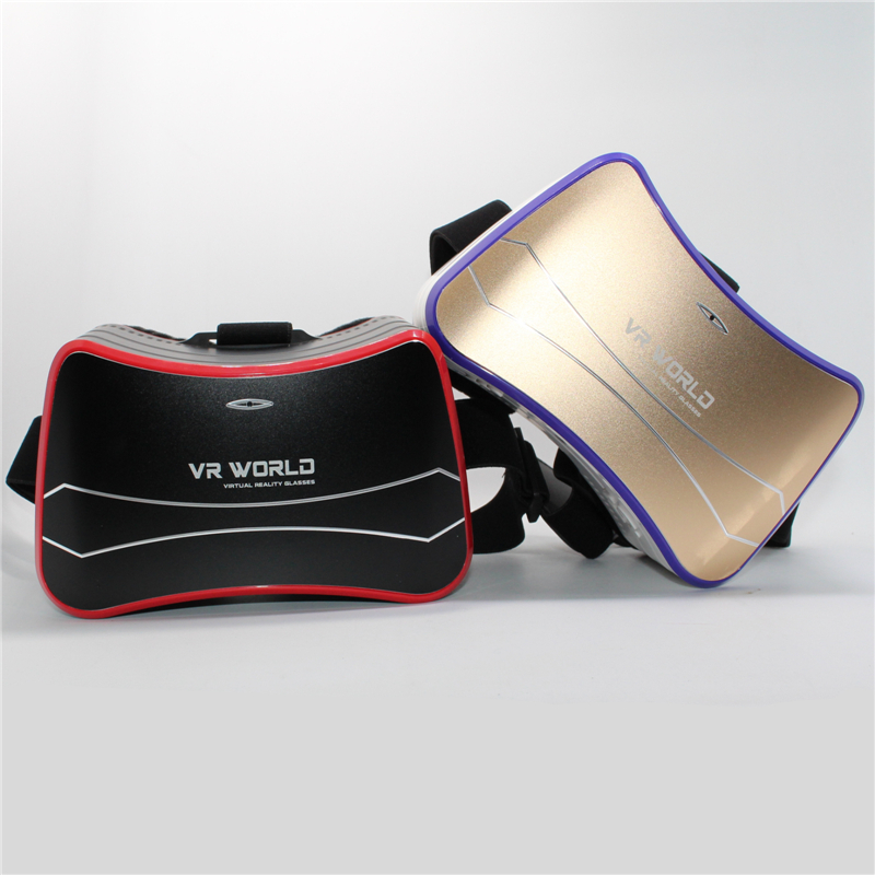 Sale!!!All in One VR Headset Android 4.4 Quad Core 1.5Ghz CPU Virtual Reality 3D Glasses Support Wifi Bluetooth USB TF Card(China (Mainland))