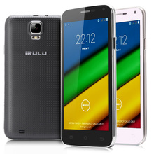 "IRULU U1S 5"" Unlocked Android4.4 Kitkat Smartphone WCDMA 960*540 QHD IPS MTK6582 Quad Core for AT&T Dual-camera 8.0MP New Hot(China (Mainland))"