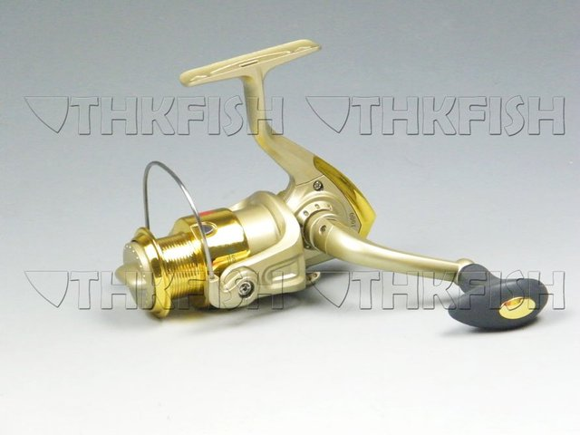 New Arrival!!1 Pcs Pack 5BB 5.1:1 RD1000 Series HUIHUANG Front Drag Fishing Reels Cast Aluminium Spool Spinning reel