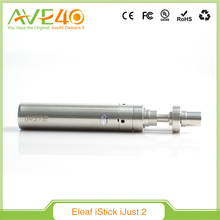 iSmoka Eleaf iJust 2 Kit BDC New Dual Coil with 2600mah Capacity 5.5ml 30-80w VS Ego one Mega Kit Electronic Cigarettes Kit