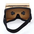 Brand New DIY Magnet Google Cardboard II Virtual Reality VR Mobile Phone 3D Viewing Glasses For