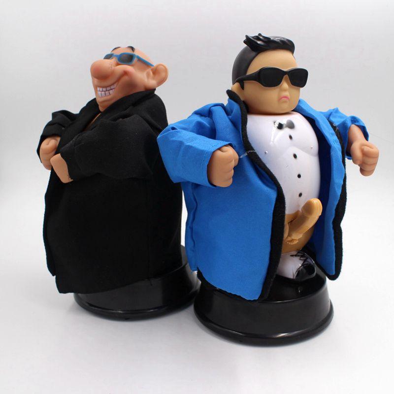 2016 caliente Psy sucio Willy veme crecer Pecker pene crecer Fool broma juguete de Control de voz Scary muñecas adultas novedad regalo de cumpleaños(China (Mainland))