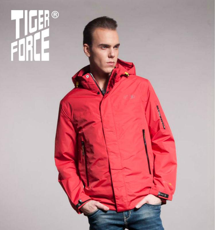 Купить Мужскую Зимнюю Куртку Tiger Force