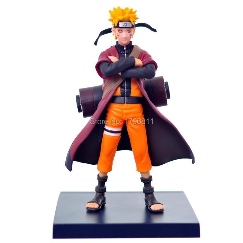 Uzumaki Naruto Immortal Model Anime Model Figure Naruto Spiral pill Doll Toy Kits(GK) Collector Figure Toys(China (Mainland))