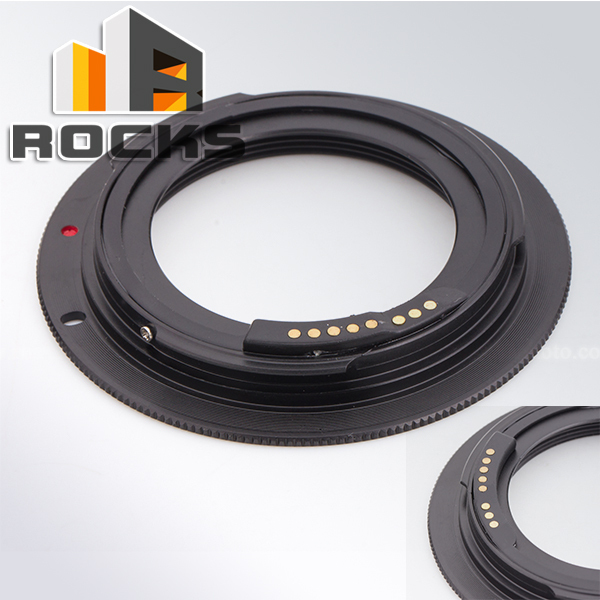 US Local Pixco GE-1 AF Confirm Lens Mount Adapter For M42 Screw Mount Pro Lens to Canon EOS Camera<br><br>Aliexpress