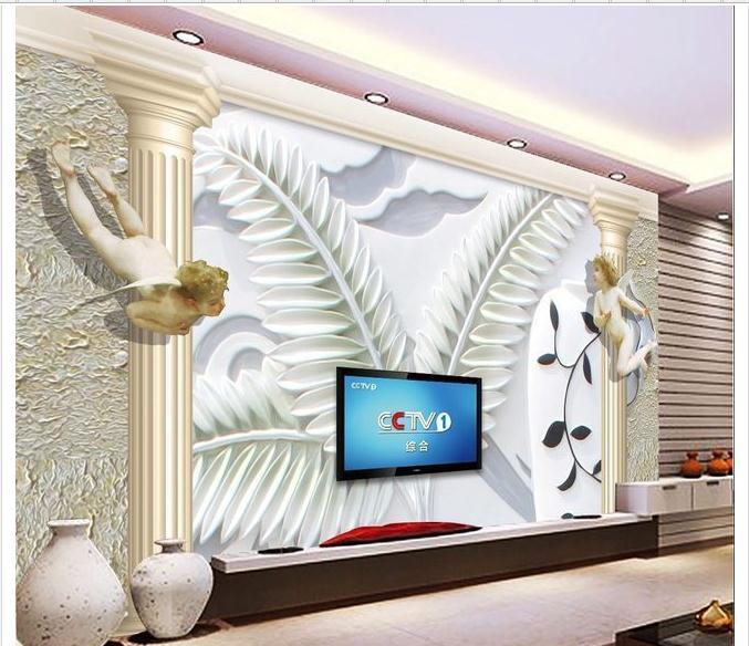 engel wand papier kaufen billigengel wand papier partien aus china engel wand papier lieferanten. Black Bedroom Furniture Sets. Home Design Ideas