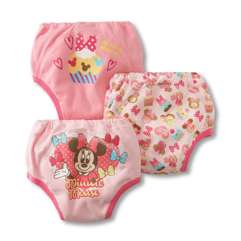 One Pcs Cartoon Baby Training Pants Waterproof Diaper Pant Potty Toddler Panties Newborn Underwear Reusable Free Shipping(China (Mainland))