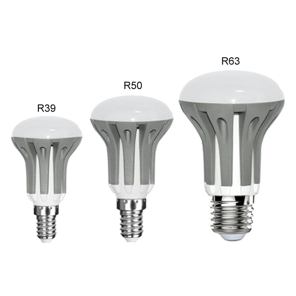 HOT LED Lamp E14 E27 LED Bulb 3W 5W 7W Lampada LED Light Bulbs Energy Saving AC85-265V Dimmable Bombillas LED Lamps R39 R50 R63(China (Mainland))