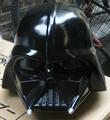 Star Wars Helmet Piggy Bank Star Wars Revoltech Darth Vader PVC Action Figure Collectible Model Toy