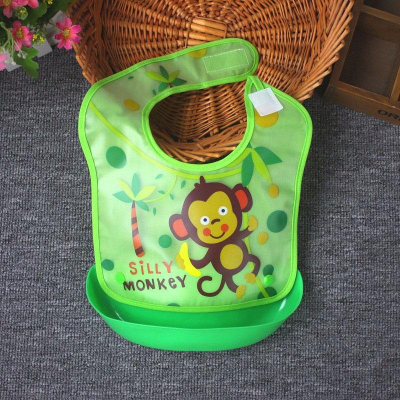 1 шт Детские Водонепроницаемый одежда с рисунком для детей детские мягкий