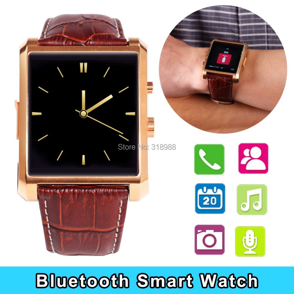 DM08 Smart Watch WristWatch U Smartwatch iPhone 6 5 5S 4 4S Samsung S5 S4 Note HTC Android & IOS Phone - Huanyu Electronics Gift Co.,Ltd store