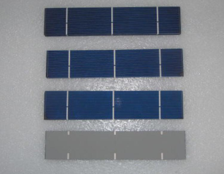 Free shipping 20pcs 31.2*156mm poly sillcon solar cell for DIY 15W solar panel solar kit solar charger(China (Mainland))