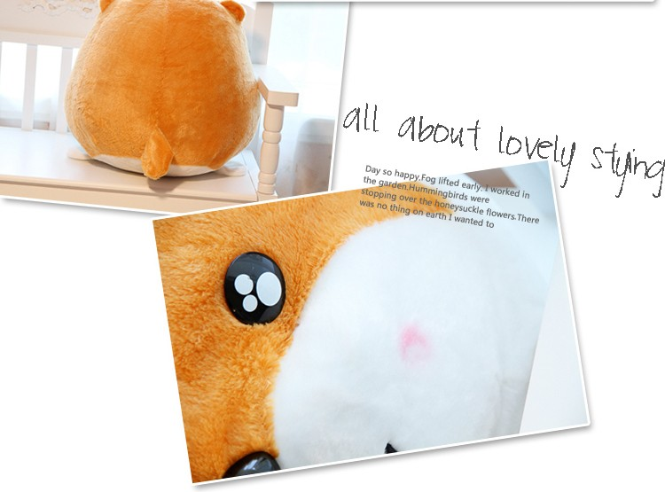 Free-shipping-25cm-Cute-voles-Plush-Hamtaro-animal-doll-hamster-plush-soft-toy-baby-gift-1pc (2)