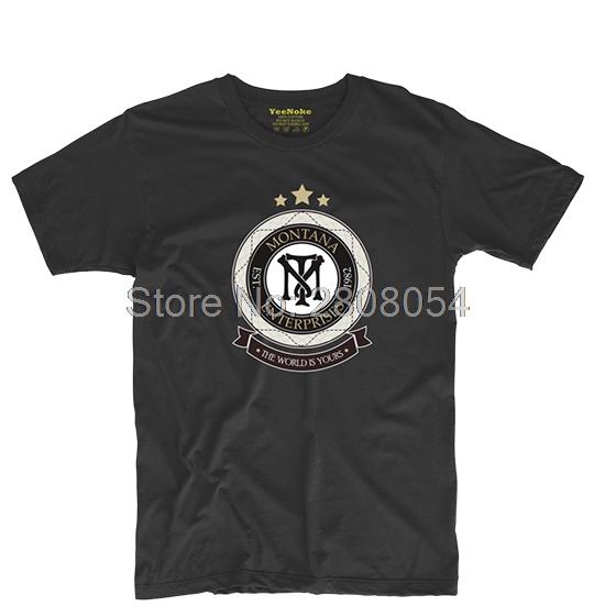 Montana Enterprises Co Mens & Womens Baseball T Shirt Trendy Tee Printing T Shirt(China (Mainland))