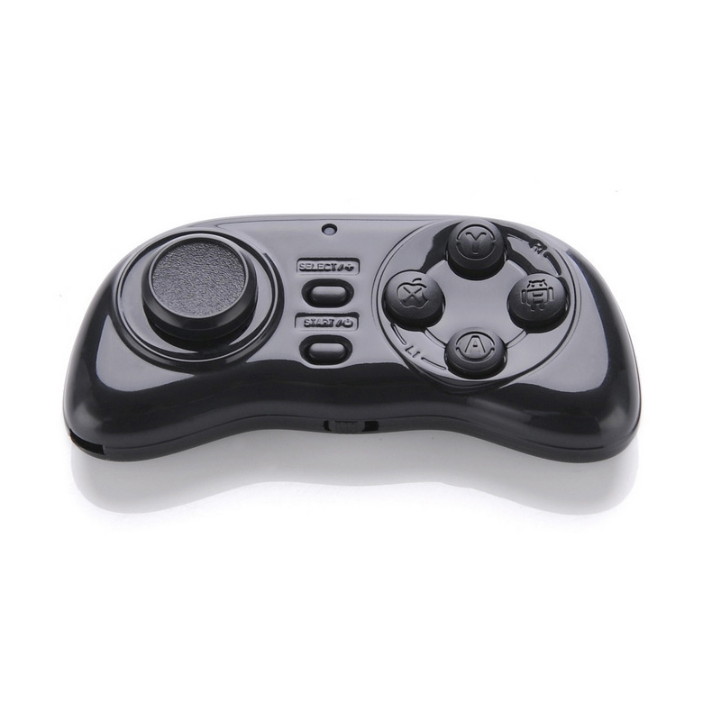 Mini Wireless Bluetooth Gamepad 3 In 1 Game Controller Remote Shutter Joystick For PC Android iOS Windows Mac OS(China (Mainland))