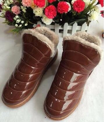 real original australia brand 2016 winter new snow boots women in the tube thicker warm sleeve cotton boots waterproof boots