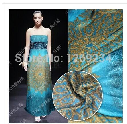 Blue Chiffon Fabric For Sale Silk Chiffon Fabric Blue