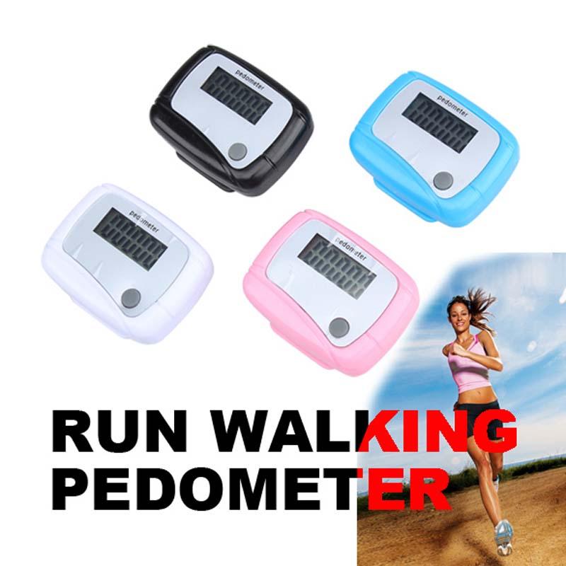 Гаджет  Mini portable Digital LCD Run Step Pedometer Walking Distance Counter  MTY3 None Спорт и развлечения