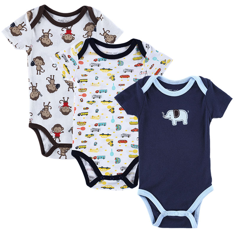 Buy 2015 New Baby Boy Clothes Baby Romper