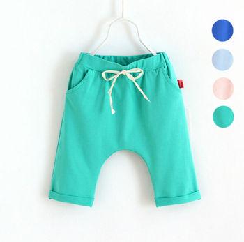 2015 весна лето дети свободного покроя брюки хлопок дети мальчики / девочки брюки марка по уходу за детьми брюки спортивные брюки под износа бесплатная доставка