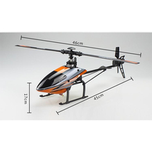 Original WLtoys V950 Big Helicopter with Brushless motor 2.4G 6CH 3D6G System Brushless Flybarless RC Helicopter RTF(China (Mainland))