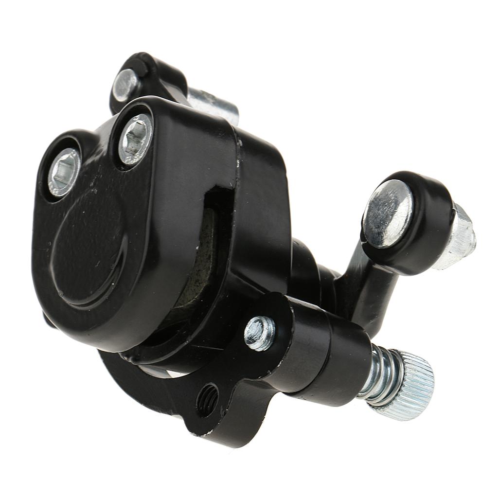 1 Pcs Rear Disc Brake Caliper Pads For 47cc 49cc Mini Pocket Bike Rocket ATV Quad Disc Brake Caliper Accessories