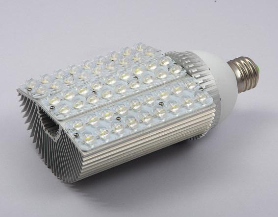 2016 Street Led 3pcs Lot E40 E27 Light Warm 54w Power Bridgelux 85 To 265v Ac Input Voltage Ce And Rohs Certified(China (Mainland))