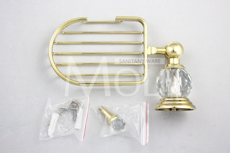 HTB1SUpmKpXXXXcqXVXXq6xXFXXXW - Gold finish crystal decoration metal bathroom accessories set robe hook cup brush holder towel holders soap dish paper rack