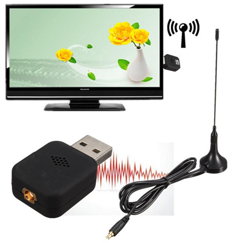 DVB-T Micro USB Tuner Mobile TV Receiver Stick Digital Tv Tuner For Windows 2000 / XP / Vista 32Bit / Win 7(China (Mainland))