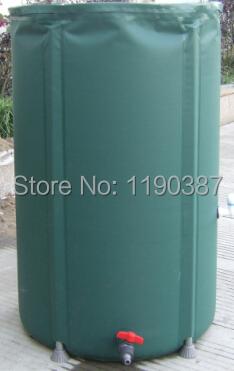 400L FOLDING BUCKETS foldable water tank rain water connecting rain harvesting container PVC compressible rain barrel(China (Mainland))