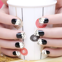 Nail Art Nail Stickers Self Adhesive Stickers French Nail Tips Decal Wraps Salon Quality Nail Decoration Drop Shipping NA-0057