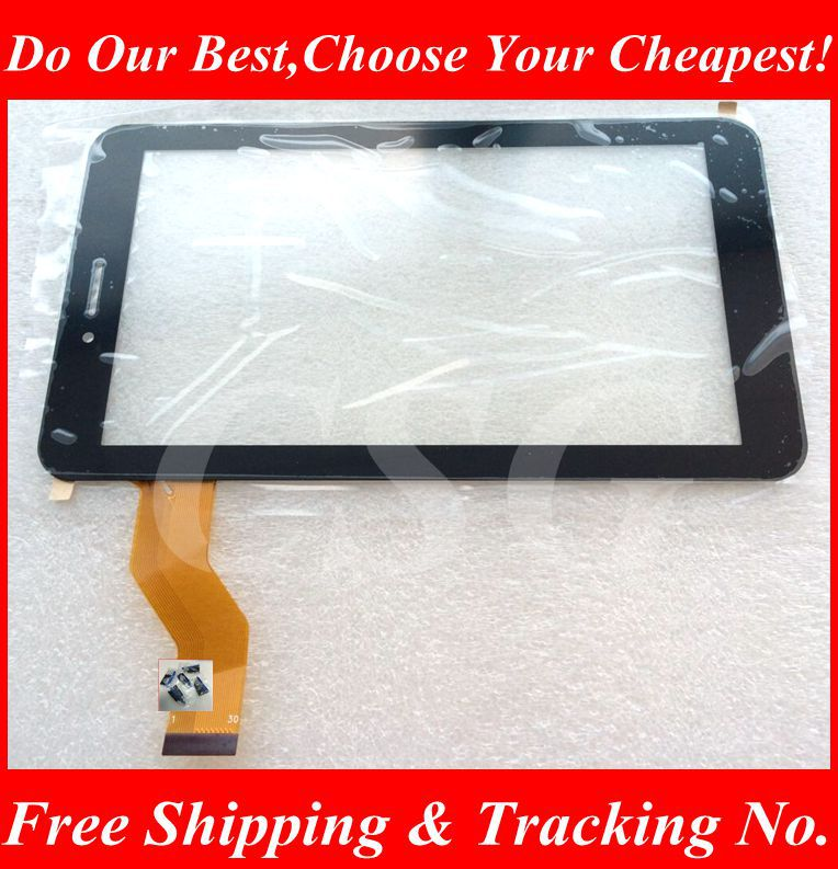 Гаджет  Free shipping 7Inch Tablet PC Digma Optima 7.5 3g  30Pin Black TT7025MG Touch Screen Touch Panel Digitizer Glass Tablet PC MID None Компьютер & сеть