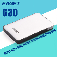 Eaget USB 3.0 G30 HDD External Hard Drive Hard disk 500GB/1TB/2TB hd externo High Speed Shockproof Encryption Desktop Free Ship(China (Mainland))