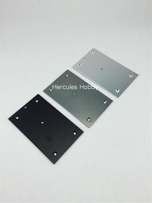 TAMIYA Truck 1/14 Semi-Trailer Metal Hook Lower Platen Aluminum Upgraded Parts(China (Mainland))