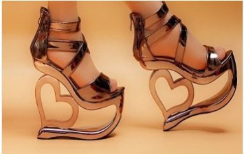 15CM 2015 spring summer Peep Toe platform shoe princess women's ultra high heels shoes thin sandals Size 35-39 4-146 - Like it! store