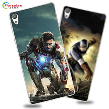 Buy Luxury Cartoon Painting Case Sony Xperia E5 Hard Plastic cover Coque Sony Xperia E5 Case Phone funda capa for $3.55 in AliExpress store