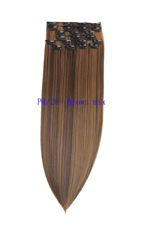 Cheapest Synthetic Hair Extensions 61