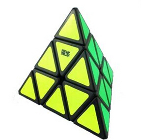 MoYu Pyraminx Speed Cube Black Magic Cube Pyramid Speed Puzzle Twist Toy Educational Toy Special Toys Concept Edition Birthday G(China (Mainland))