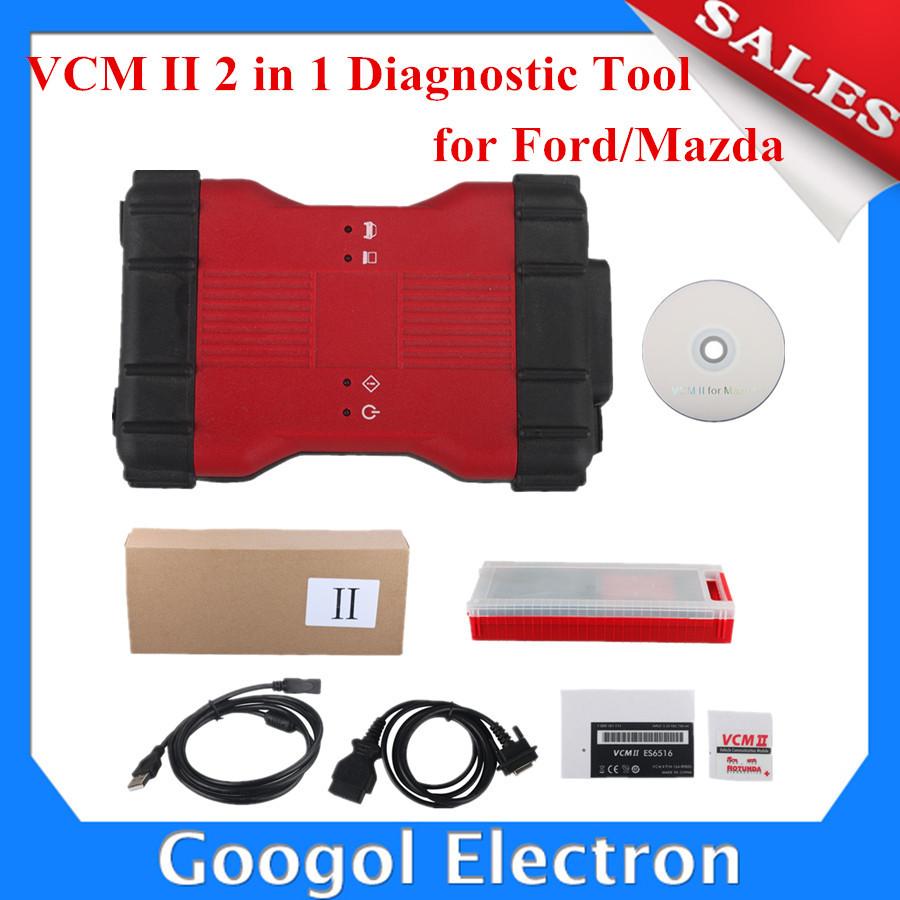 Vcm ii 2 в 1 диагностический инструмент для ford vcm ids v96 и для mazda ids
