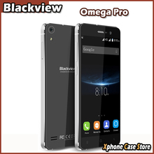 Original Blackview Omega Pro 16GBROM 3GBRAM 5.0″ Smartphone Android 5.1 MTK6753 Octa Core 1.5GHz 4G FDD-LTE&WCDMA&GSM Dual SIM