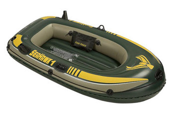 Wholesale Intex 68345 ship rubber boat fishing boat inflatable boat yacht inflatable boat  Cheap